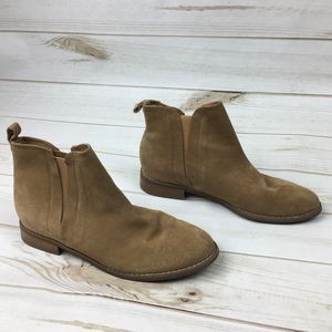 Urban Outfitters women's Brown Ankle Booties 7M